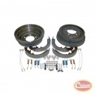 Drum Service Kit (Front or Rear) - Crown# 5352476K