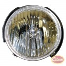 Headlamp (Right) - Crown# 55078148AC