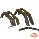 Fender Flare Kit (6 Piece) - Crown# 55254918K6