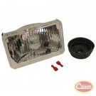 Headlamp Assembly - Crown# 56006212
