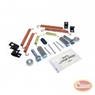 Parking Brake Hardware Kit - Crown# 68003589HK