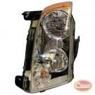 Headlamp (Compass - Right) - Crown# 68088868AA
