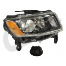 One New Headlight - Crown# 68110996AD