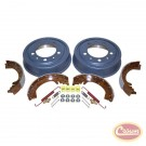 Drum Brake Service Kit (Front or Rear) - Crown# 808770KL