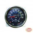 Speedometer Assembly (Miles) - Crown# J5761110
