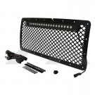 "1/4"" CNC Machined Aluminum Grille w/ 20"" LED Light Bar - Crown# RT28040"