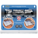 "Clear ""Tuf Trunk Grip"" (Hardware & Mounting Brackets) - Cruiser# 79001"