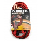 Duracell Jumper Booster Cable, Light Grade, 10 ga 12 ft, Copper Clad 04571