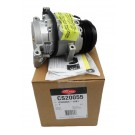 A/C Compressor & Clutch Denso Delphi Direct-Fit for 05-15 Toyota Tacoma 4.0L-V6