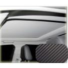 Heads Up Black Carbon OptionZ (TM) Sun Roof Recover Kit HU-SRZ01