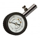 Compact Dial Gage with Bleed Valve, 5-60 PSI - Accutire# MS-5012