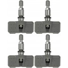 Set of 4 Brand New TPMS Tire Pressure Sensors Dorman# 974-001 Chrysler Dodge