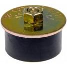 "Rubber Engine Expansion Plug (Dorman #570-009) 5 Per Pkg. 1-1/2 """