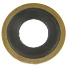 Metal/Rubber Drain Plug Gasket, Fits 1/2, M12, M12 So - Dorman# 097-021.1