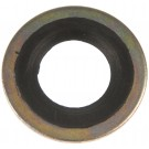Metal/Rubber Drain Plug Gasket, Fits 1/2Do, 9/16, M14 - Dorman# 097-025.1