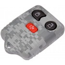 New Keyless Remote Case Replacement Gray Digital Camoflage - Dorman 13625GYC
