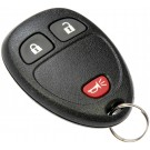 New Keyless Entry Remote 3 Button - Dorman 13716