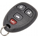 New Keyless Entry Remote 4 Button - Dorman 13732