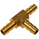 5/16 In. Brass Tee Connector - Dorman# 55107