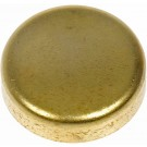 Brass Cup Expansion Plug 1-1/2 In., Height 0.420 - Dorman# 565-028.1