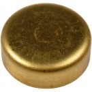 New 10 Brass Engine Expansion Plug - Dorman 565-104