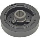 Engine Harmonic Balancer (Dorman 594-010) Solid; Externally Balanced
