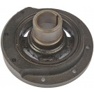 Engine Harmonic Balancer (Dorman 594-011) Solid; Externally Balanced