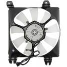 A/C Condenser Radiator Fan Assembly (Dorman 620-012) w/ Shroud, Motor & Blade