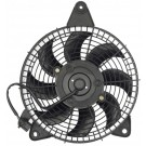 A/C Condenser Radiator Fan Assembly (Dorman 620-125) w/ Shroud, Motor & Blade