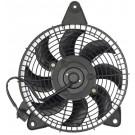 A/C Condenser Radiator Fan Assembly (Dorman 620-125) w/ Shroud, Motor & Blade