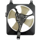 A/C Condenser Radiator Fan Assembly (Dorman 620-201) w/ Shroud, Motor & Blade
