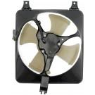 A/C Condenser Radiator Fan Assembly (Dorman 620-201) w/ Shroud, Motor & Blade