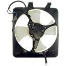 A/C Condenser Radiator Fan Assembly (Dorman 620-207) w/ Shroud, Motor & Blade