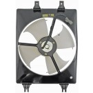 A/C Condenser Radiator Fan Assembly (Dorman 620-231) w/ Shroud, Motor & Blade