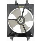 A/C Condenser Radiator Fan Assembly (Dorman 620-231) w/ Shroud, Motor & Blade