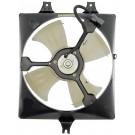 A/C Condenser Radiator Fan Assembly (Dorman 620-234) w/ Shroud, Motor & Blade
