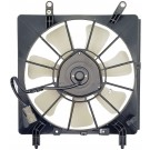 A/C Condenser Radiator Fan Assembly (Dorman 620-237) w/ Shroud, Motor & Blade