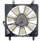 A/C Condenser Radiator Fan Assembly (Dorman 620-237) w/ Shroud, Motor & Blade