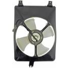 A/C Condenser Radiator Fan Assembly (Dorman 620-243) w/ Shroud, Motor & Blade