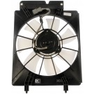 A/C Condenser Radiator Fan Assembly (Dorman 620-247) w/ Shroud, Motor & Blade