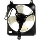 A/C Condenser Radiator Fan Assembly (Dorman 620-256) w/ Shroud, Motor & Blade