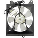 A/C Condenser Radiator Fan Assembly (Dorman 620-301) w/ Shroud, Motor & Blade