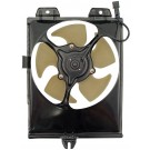 A/C Condenser Radiator Fan Assembly (Dorman 620-308) w/ Shroud, Motor & Blade