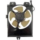 A/C Condenser Radiator Fan Assembly (Dorman 620-308) w/ Shroud, Motor & Blade