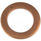 Copper Drain Plug Gasket, Fits 1/2Do, M14, M14 So - Dorman# 65268