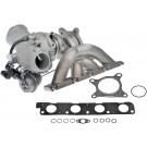 Complete Turbocharger & Gaskets (Dorman 667-201)Fits 08-10 Audi A4 Quattro 2.0