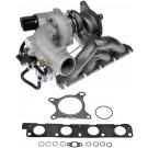 Turbocharger & Complete Gasket Kit Dorman 667-223 Fits 06-08 V/W Passat FWD 2.0