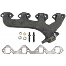 Left Exhaust Manifold w/ Hardware Dorman 674-152 USA Made