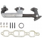 Left Exhaust Manifold Kit w/ Hardware & Gaskets Dorman 674-157 USA Made