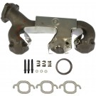 Left Exhaust Manifold Kit w/ Hardware & Gaskets Dorman 674-208